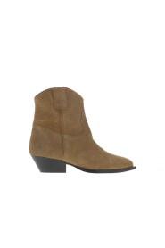 Nina oblique 10-d  western boot