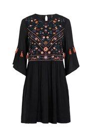 Tunic Embroidered viscose