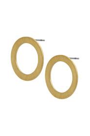 Earrings Theia Open Dot