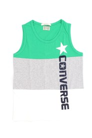 CONVERSE 5EK109A T SHIRT AND TANK Boy GREY
