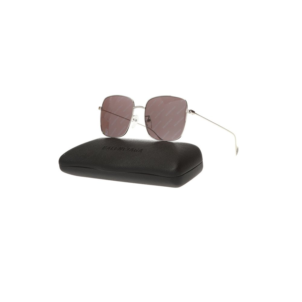 BLACK Sunglasses with logo | Balenciaga | Zonnebrillen | Heren accessoires