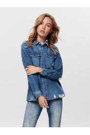 Denim shirt Stud