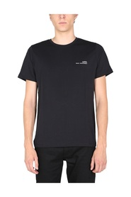 T-SHIRT WITH LETTERING LOGO