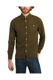 Linen shirt Larch
