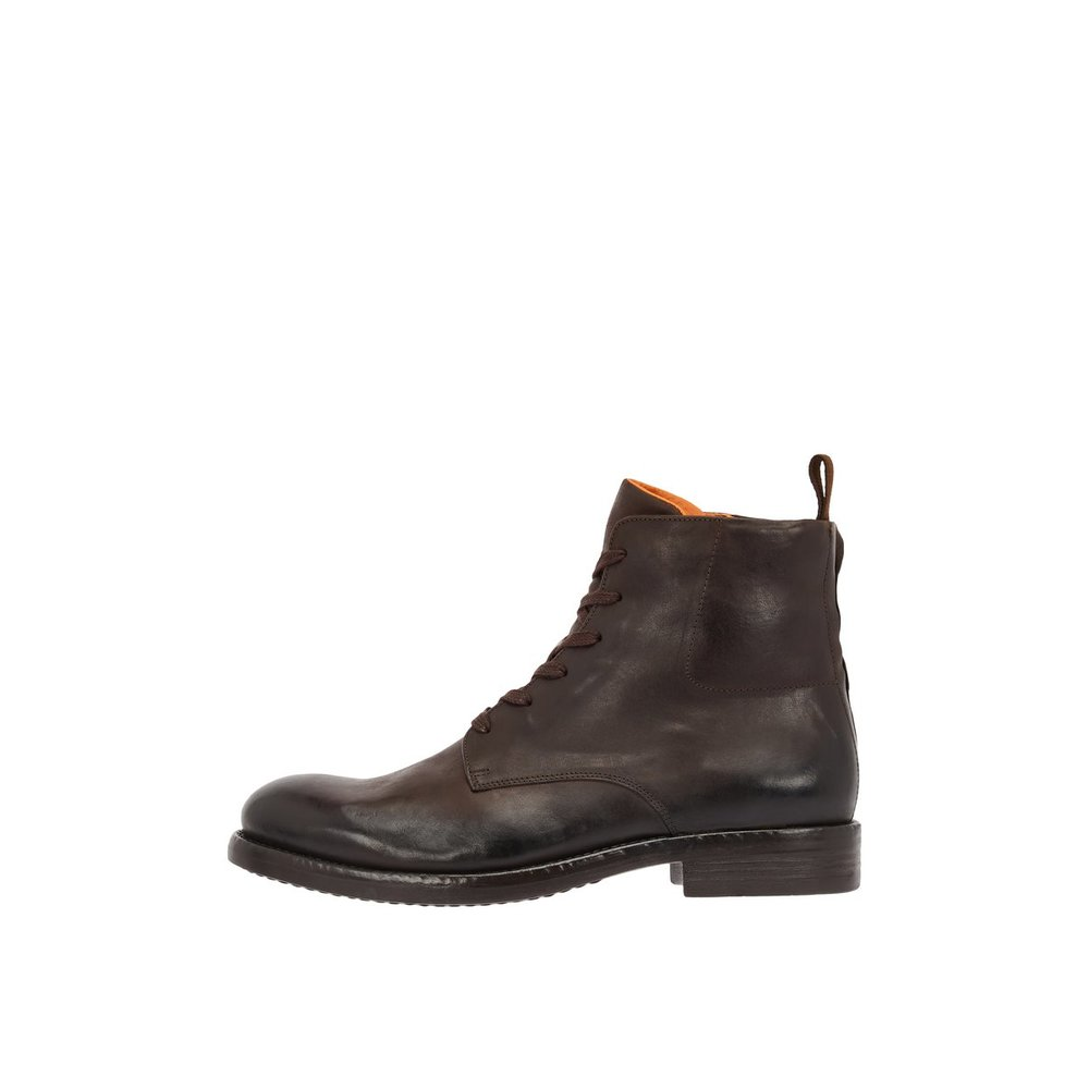 Boots Ace Lace-up Leather