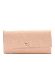 Marmont Continental Leather Long Wallet