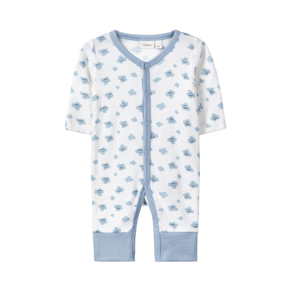 Nightsuit premature wool
