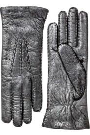 Womens Peccary Handsewn Wool
