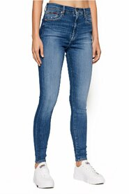 Jeans taille haute super skinny stretch SYLVIA