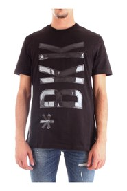 BIKKEMBERGS C40763DM3969 T-SHIRT Men BLACK