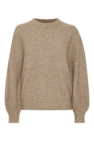 Flake Knit Pullover