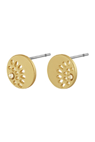 Earrings Daisy Simple Flower