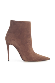 MALLEOLO HIGH HEELS SUEDE BOOTS