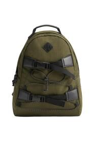 Multifunktionel rygsæk med kontrastdetaljer