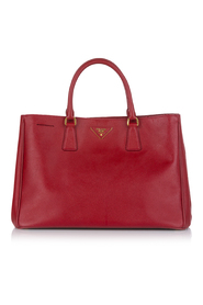 Pre-owned Handbag Leather Calf Italy