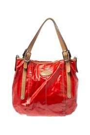 Glazed Coated Canvas G-Line Easy Sacca Tote