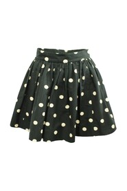 Skirt With Dots -Pre Owned Condition Very Good