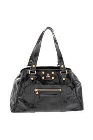 Pre-owned Patent Leather De Jour Tote
