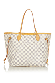 Toile Damier Azur Neverfull MM d'occasion