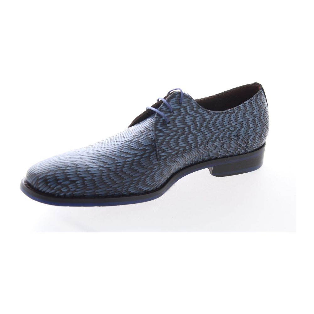 Floris van Bommel Blue Lace up shoe Floris van Bommel