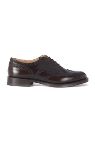 BURWOOD EBONY LACE UP