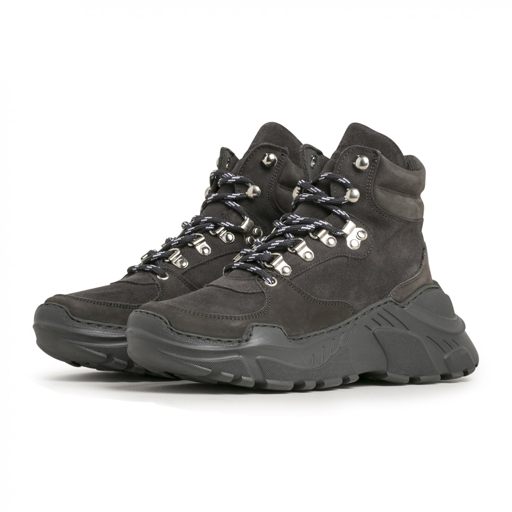 Earth Zina Boot  Garment Project  Sneakers - Sko Til Dame