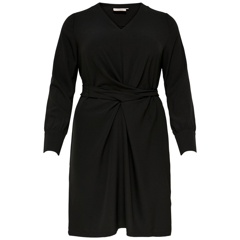 Long Sleeved dress Curvy detailed
