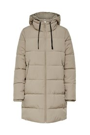 Quilted jacket Long