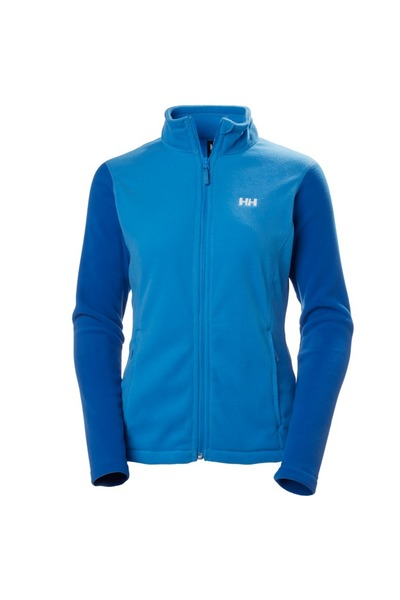 0d115086 Blå Daybreaker Fleece Jakke Dame Blue Water | Helly Hansen ...