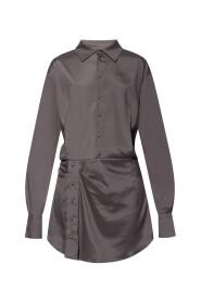 Naur silk dress