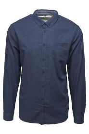 Blend 20703528 Skjorta Blå