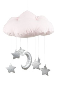 Cotton & Sweets - Uro, Sky - Dusty Rose / Silver