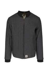 Fat Moose Lumber jacket wool grey