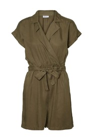 NATHALIE ENDI BELT PLAYSUIT B:
