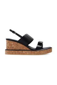 Giudith wedge sandals