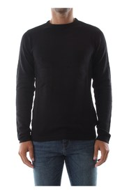 PREMIUM BY JACK&JONES 12136977 CHAMP KNIT KNITWEAR Men BLACK