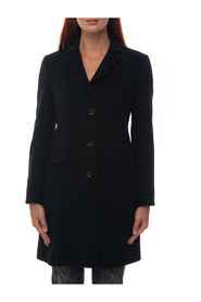 Coat with 3 buttons