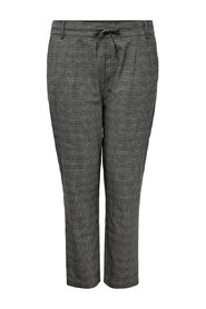 Trousers Curvy checked