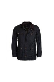 Biker Jacket Duke waxée