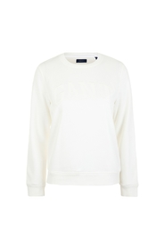 Arch logo c-neck sweat