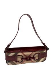 Shoulder Bag  vintage check + Dustbag