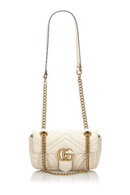 Quilted Leather Marmont Crossbody Bag