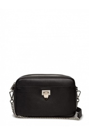 Decadent Big Cross Body M / Spenne Svart Veske