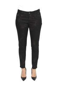 Lucca Jeans Print Bukse