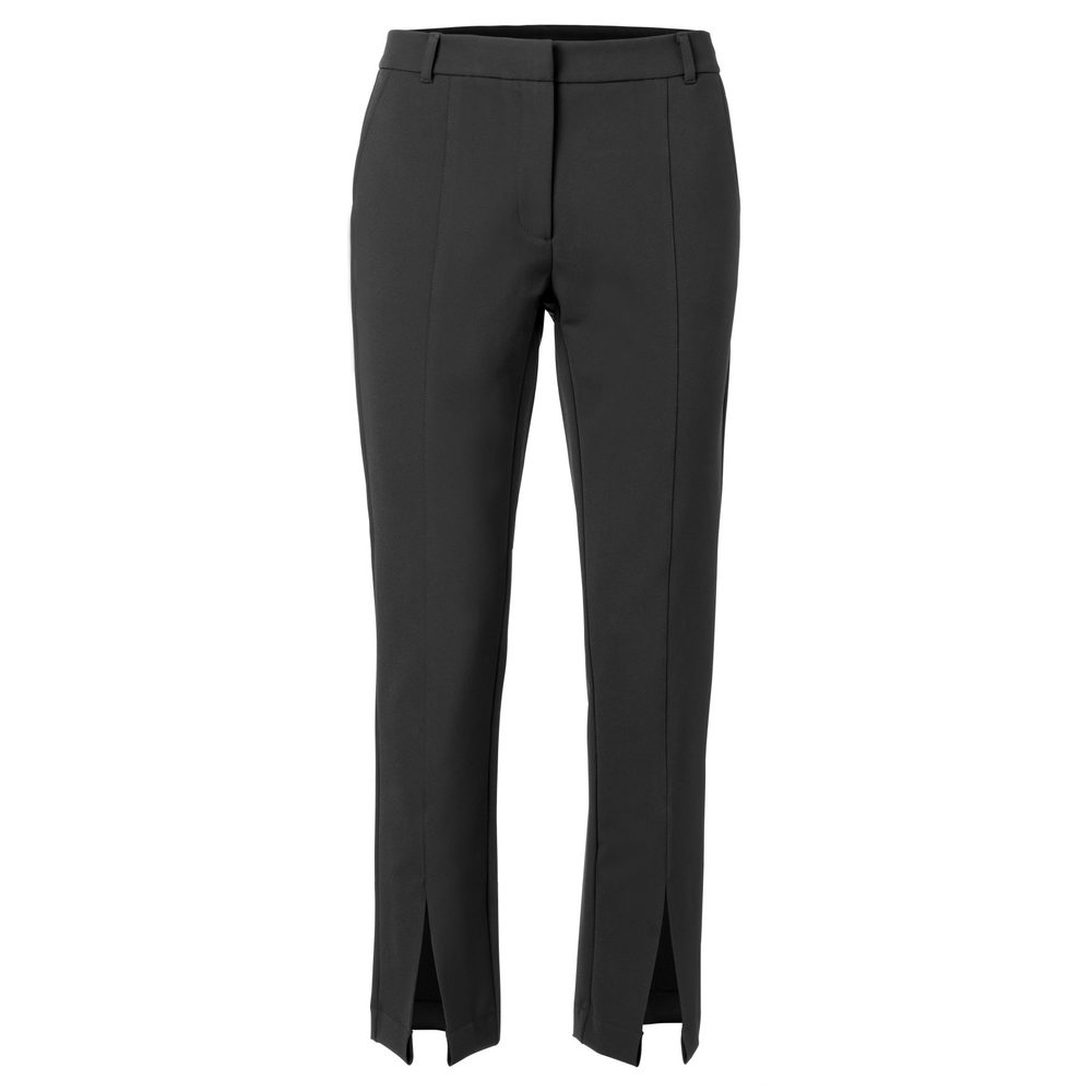SPORTY TROUSERS WITH SLITS IN FRONT