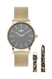 Watch Jamy Gold Plated Gift Set