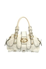 Pre-owned Crystal Catch Satchel