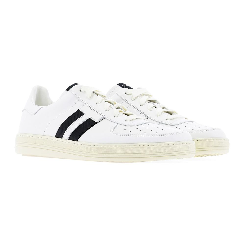 White Sneakers | Tom Ford | Sneakers | Herenschoenen