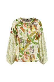 sp6539 blouse jungle beats