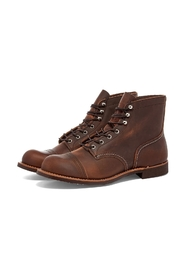 8085 Heritage 6 Iron Ranger Boot Copper Rough & Tough